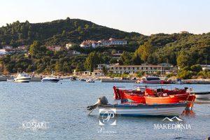 Hotel Konaki - Ouranoupoli Halkidiki Greece